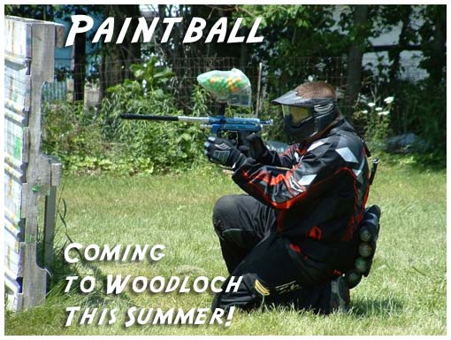 paint ball arena
