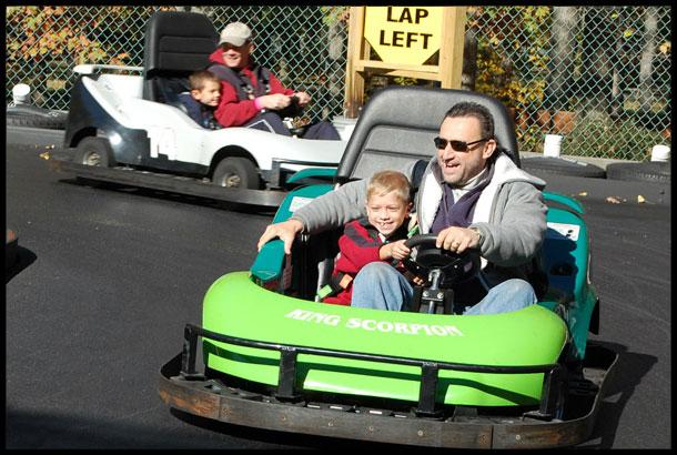 Family Go-Kart Track