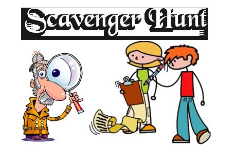 Image result for Scavenger Hunts